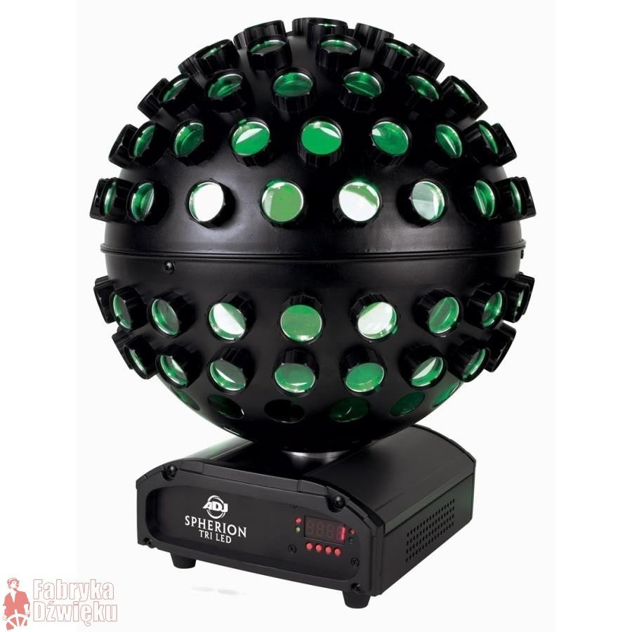 Adj Spherion Tri Led Oświetlenie Oświetlenie Dyskotekowe