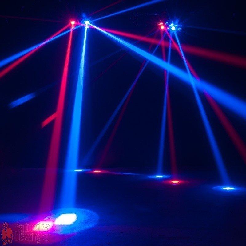 Adj Zipper Oświetlenie Oświetlenie Dyskotekowe Efekty