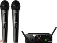 AKG WMS 40 MINI2 Dual Vocal Set