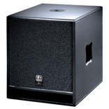 "LD Systems LDESUB 15A 15"" powered PA Subwoofer"