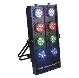Showtec Power Blinder 8 DMX LED RGB